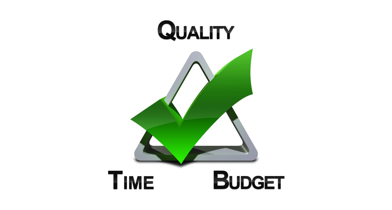 Security, usability and budget economy - choose any two characteristics for your project.