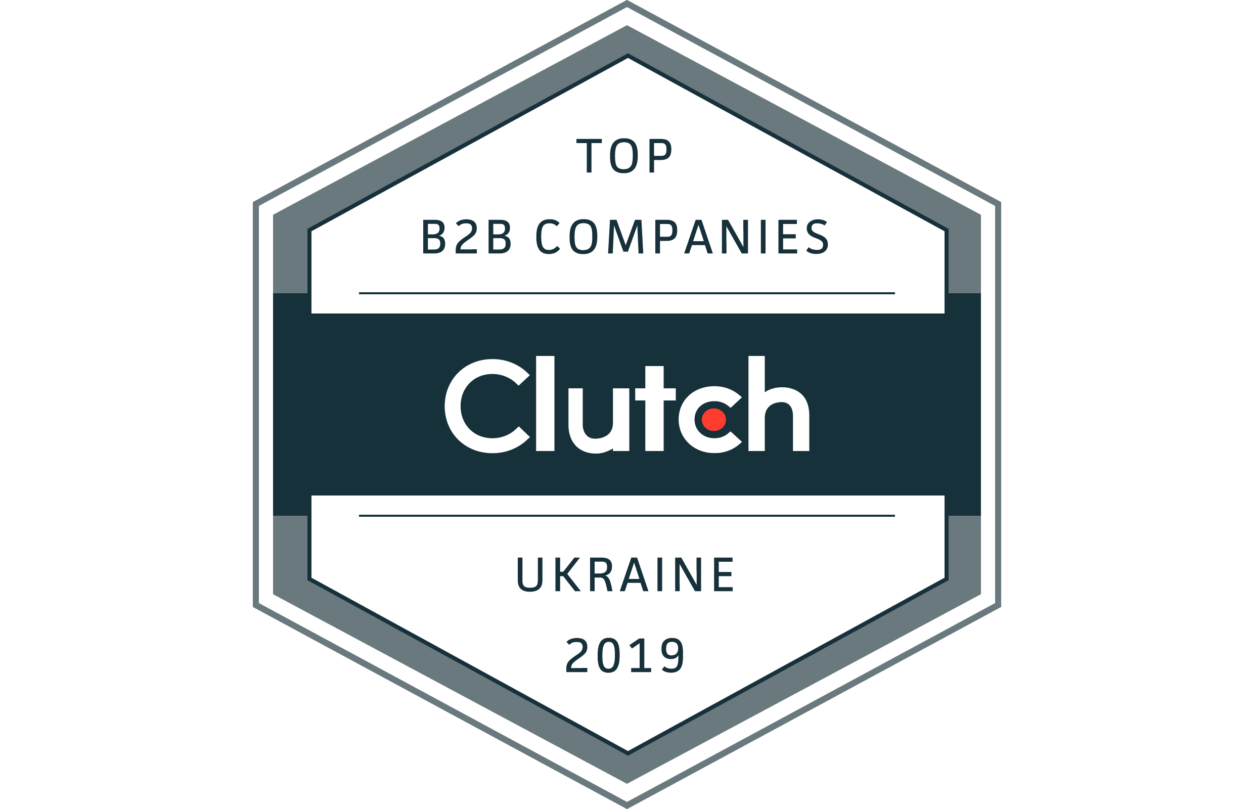 Codein Software Recognized as a Top Ukrainian B2B Company by Clutch.